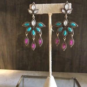 Chloe + Isabel Jewelry - Chloe + Isabel Jaipur Statement Earrings